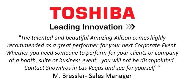 TOSHIBA REVIEW