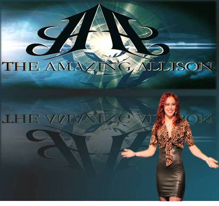 AMAZING ALLISON LOGO w PHOTO