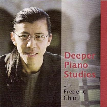 Deeper Piano Studies Documentary DVD