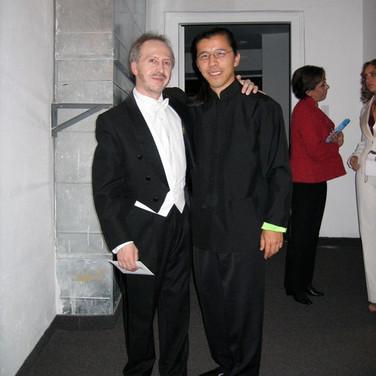 FC with Maestro Aizaga