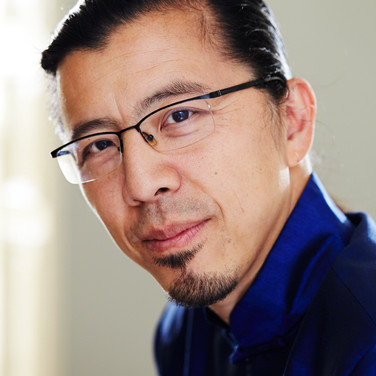 Frederic Chiu Headshot, photo Chris Craymer