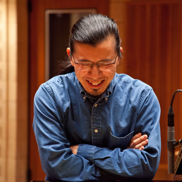 Frederic Chiu at Manifold Recording