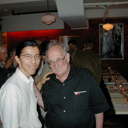 FC with George Crumb