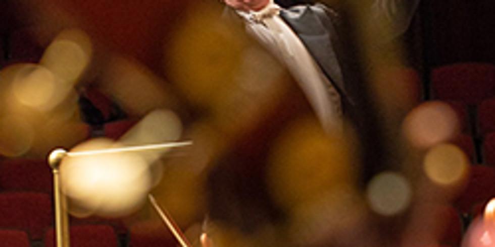 Mendelssohn G Minor with La Crosse Symphony
