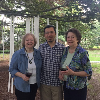 with Karen Shaw and Sandra Murphy