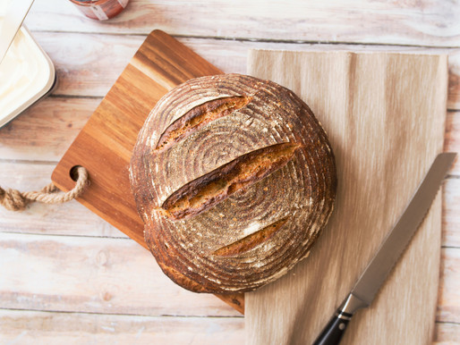 To Maintain Your Cutting Board, Look No Further than The Pantry