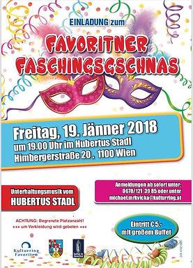Gschnas 2018