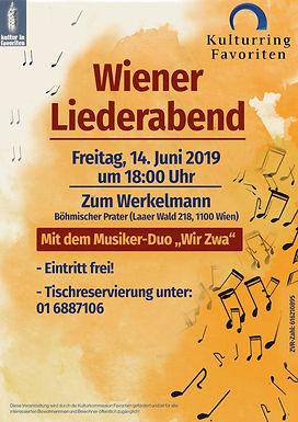 Wienerliederabend 2019