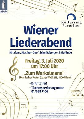 Wienerliederabend 2020