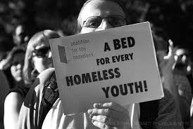 A Bed for the Homeless Youth......
