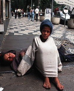 Our Young are Homeless Daily
