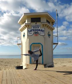 YOGI LIFEGUARD LAGUNA BEACH