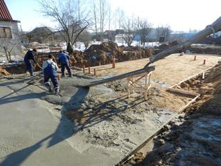"""Бетон для бетонной подготовки или так называемой """"подбетонки"""""""