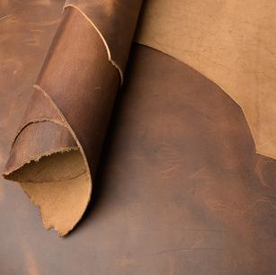 Tipos de curtimento de couro