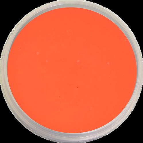 Base cremosa Neón Naranja