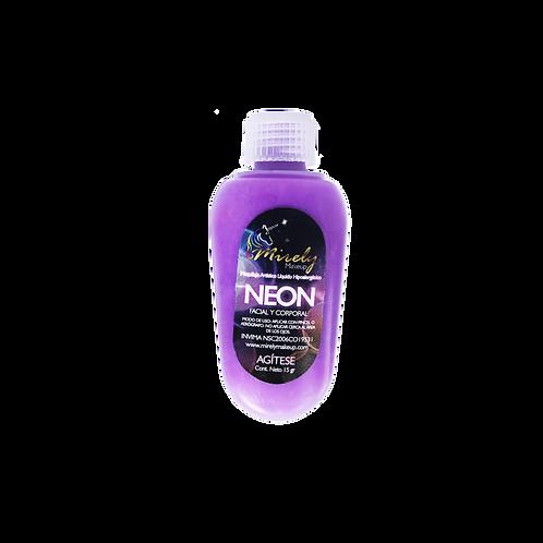 Liquido Violeta Neón MQP20