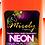 Thumbnail: Neón Líquido Naranja