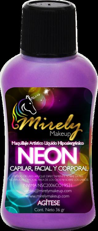 Violeta Neón MQN13