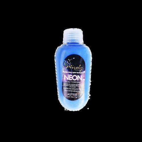 Liquido Azul Neón MQP19