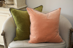 We all love a plumped up cushion or 2!