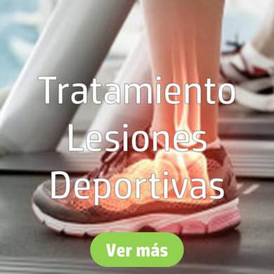 Lesiones Deportivas