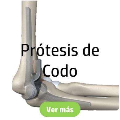 Prótesis de Codo