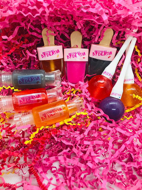 PrettyGloss Candy Collection