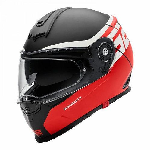 Schuberth S2 Sport Rush Red