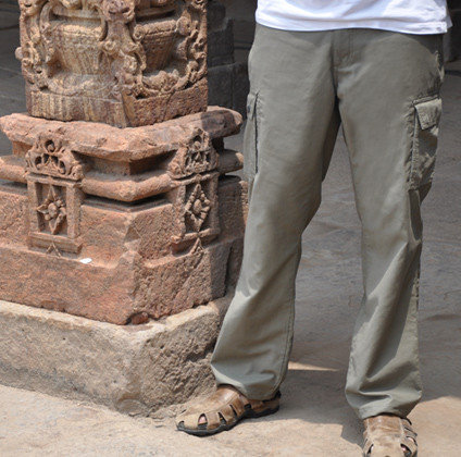 Pick-Pocket Proof™ Adventure Travel Pants