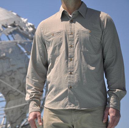 Pick-Pocket Proof™ Travel Shirt