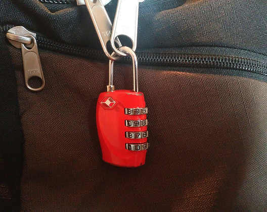 TSA Locks (4 Digit)
