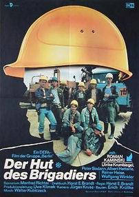 Filmplakat der Hut des Brigadiers