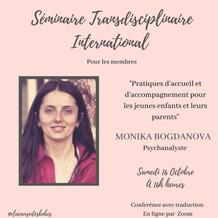 Séminaire transdisciplinaire international
