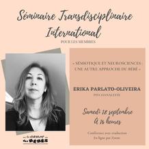 Séminaire transdisciplinaire international - septembre