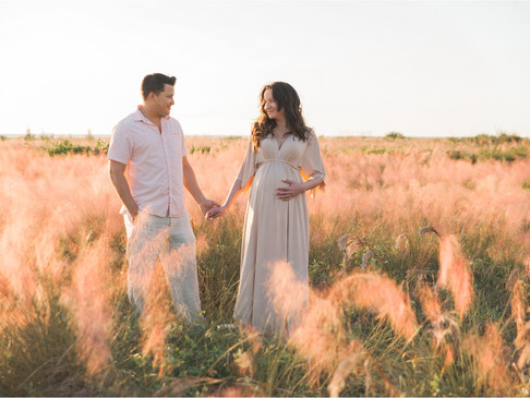 Janet + Adan | Siesta Key Maternity Photographer