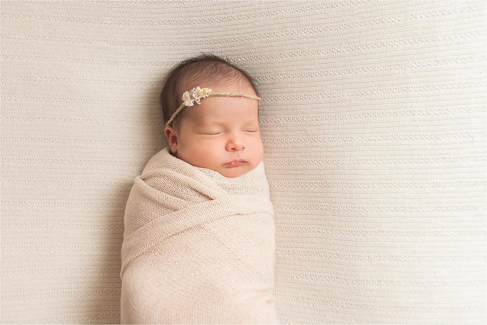 Bradenton Newborn Photographer Beautiful Family in home lifestyle baby session