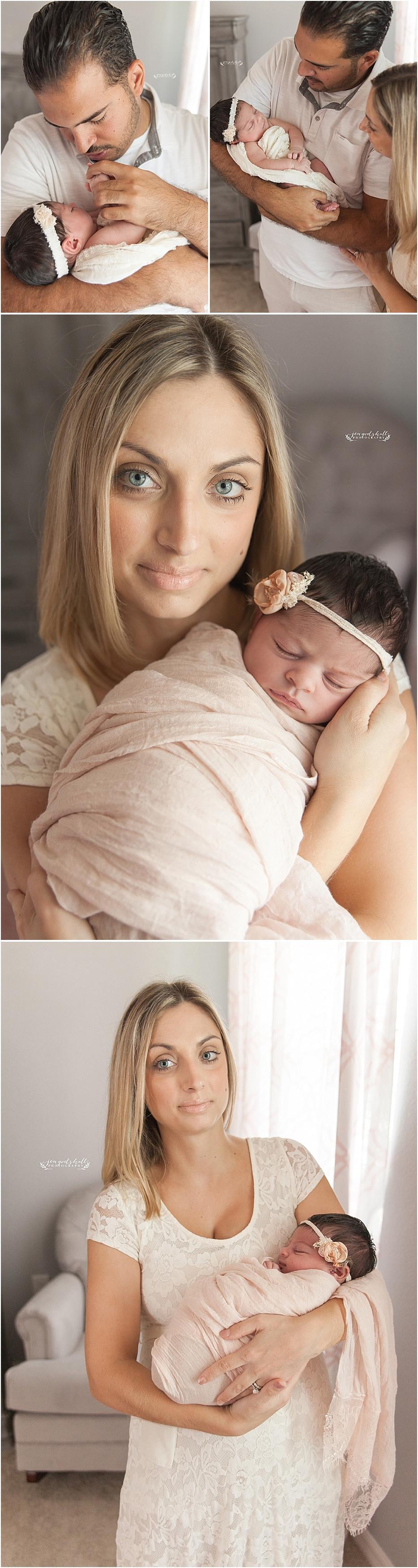 Sarasota Newborn Photographer Baby Photos Jen Godshall Portrait