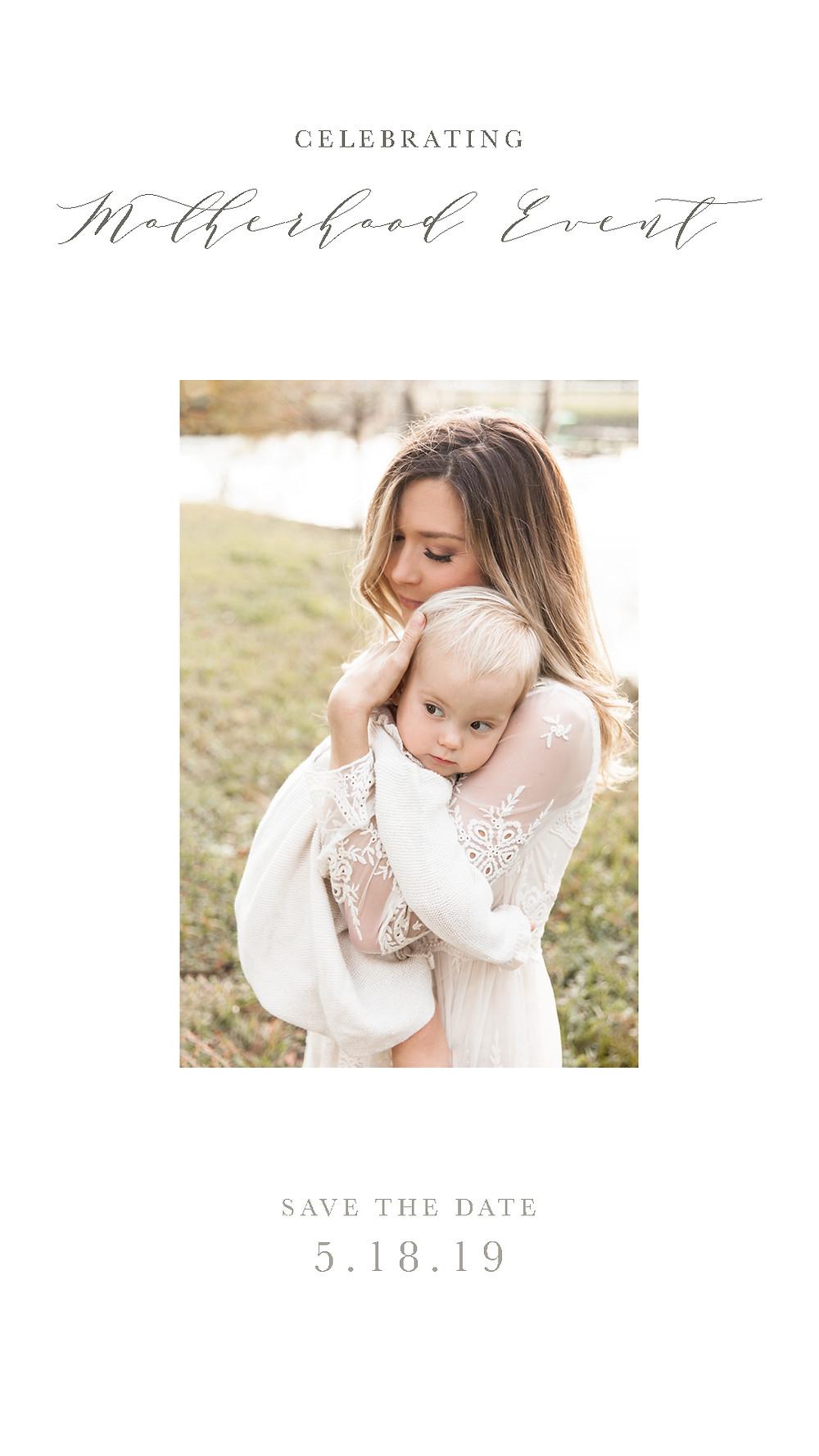 Sarasota Family Photographer | Sarasota Newborn Photographer | Motherhood Event