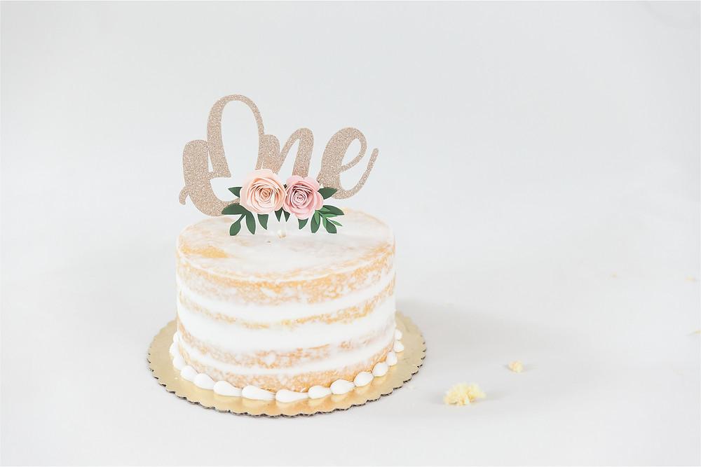 Sarasota Baby Photographer Smash Cake