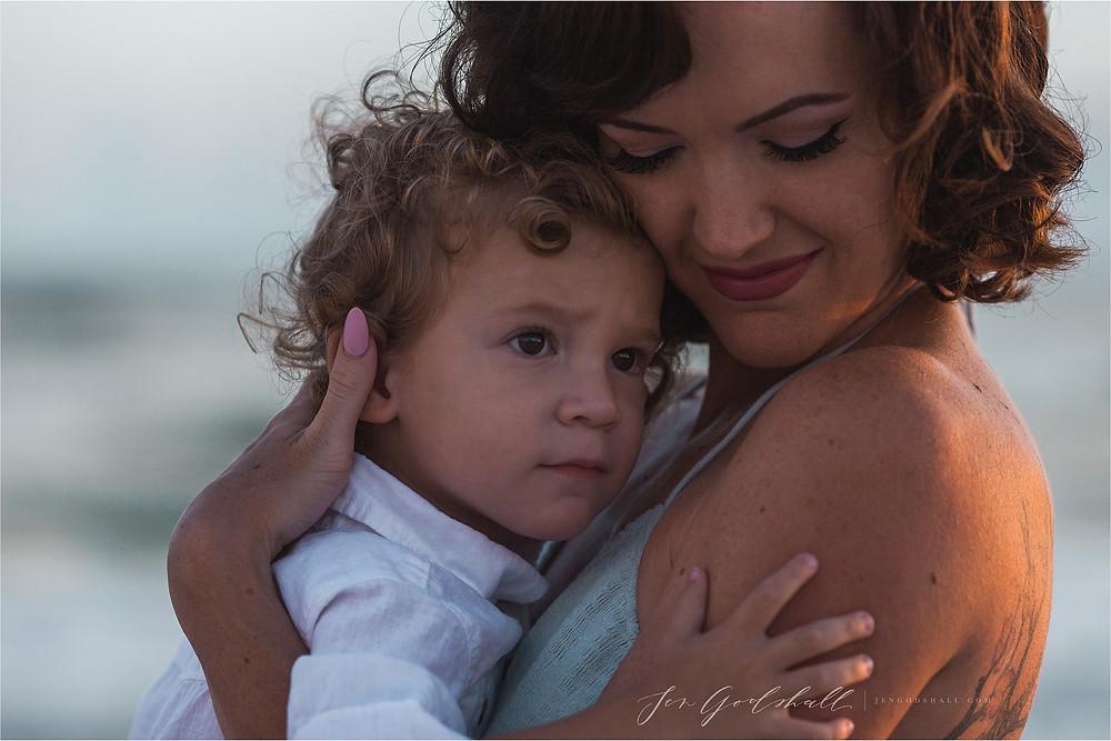 Rhianna| Sarasota Motherhood Photographer | Jen Godshall Photography