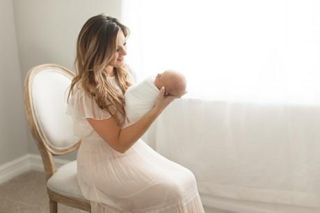 Shaw | Sarasota Newborn Photographer