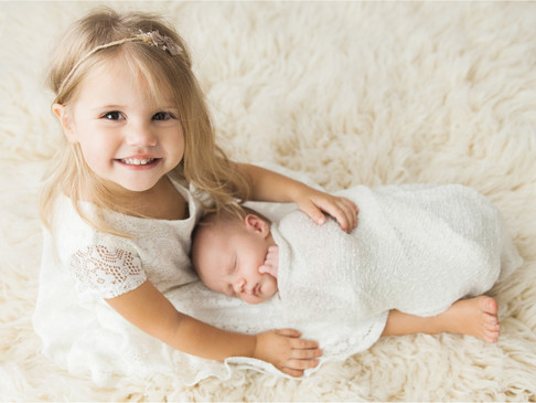 Welcome Baby Caleb | Sarasota Newborn Photographer