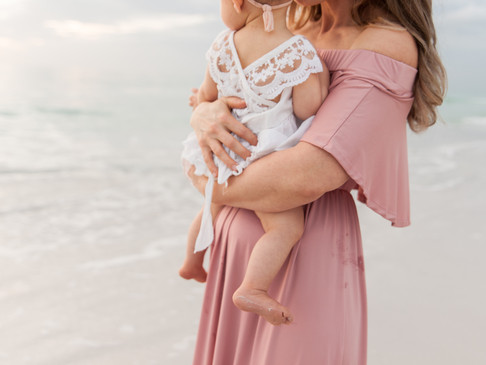 ANN'S SARASOTA FL MOTHERHOOD SESSION | SIESTA KEY FAMILY PHOTOGRAPHER