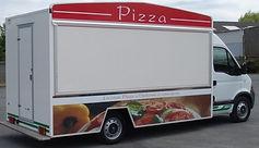 Camion Pizza Vesuvius