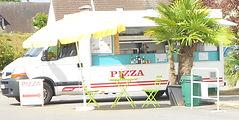Camion pizza mariage et brunch