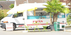 Food Truck Pizza Vesuvis