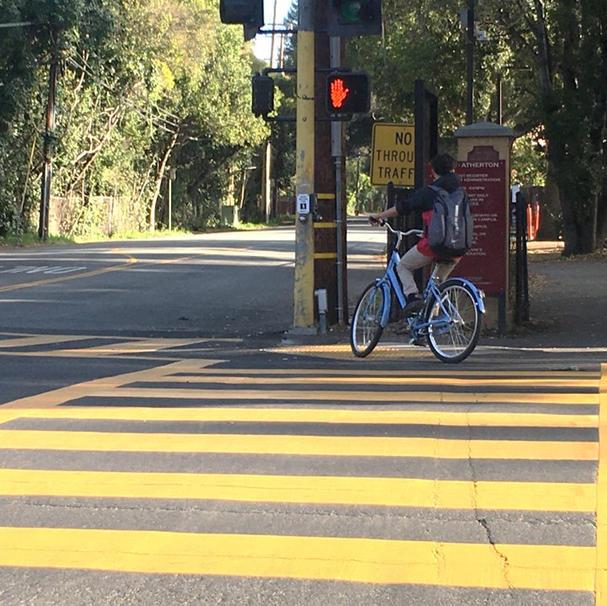 High Visibility Crosswalks