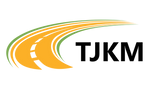 This is the logo of TJKM Transportation Consultants.