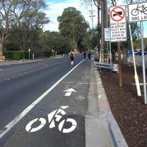 Class II Bike Lane