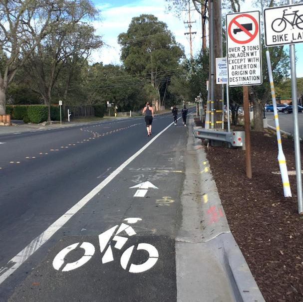 Class II Bike Lanes